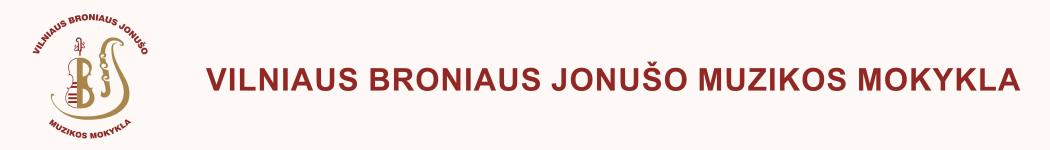 Vilniaus Broniaus Jonušo muzikos mokykla